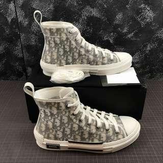 Dior Oblique High Top Sneaker