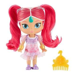 🚚 **Out Of Stock** Fisher-Price Nickelodeon Shimmer & Shine, Bedtime Shimmer