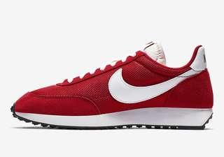 Nike air tailwind 79 red