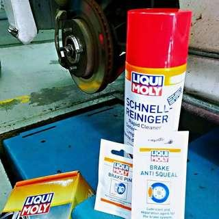Liqui Moly Brake System Service Kit 3 in 1