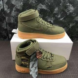 Nike Air Force 1 High x Maharishi