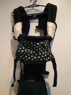 I-Angel Josh Navy Blue Hipseat Carrier