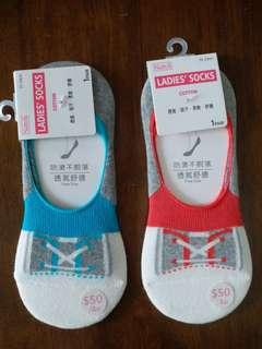 女裝船襪 (Ladies' Socks)