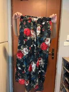 🚚 Floral Pants