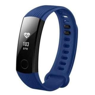 HUAWEI BAND 3 SMARTBAND HEART RATE MONITOR CALORIES CONSUMPTION PEDOMETER NFC