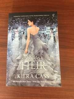 The selection series 4 : the heir