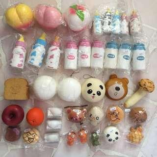 🚚 QYORP cheap squishies: MOVING OUT SALE