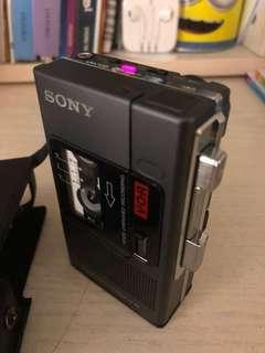 Sony micro cassette corder M-88