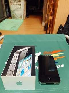 二手IPONHE4手機(沒刮痕有貼膜)