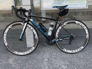 Upgraded Giant Tcr Slr 1