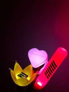 OFFICIAL BLACKPINK LIGHTSTICK & KONBAT