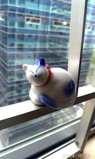 貓貓陶瓷擺設