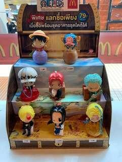 Mc Donald toy from Thailand