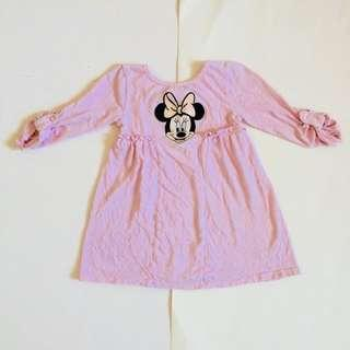 DISNEY MINNIE BABY GIRL DRESS