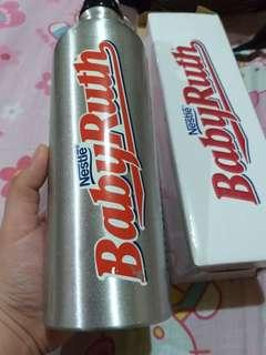 Baby Ruth Metal Sports Bottle