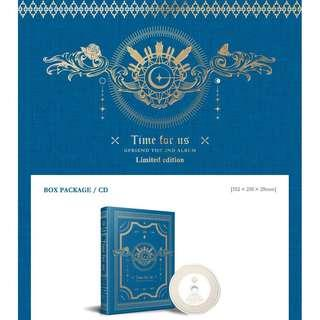 [PO] GFRIEND TIME FOR US ALBUM (LIMITED EDITION)