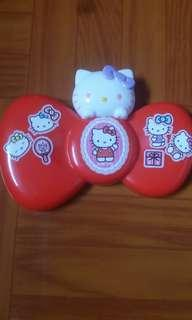 Hello kitty ribbon mirror