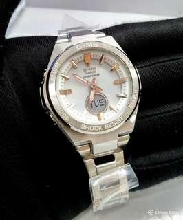 38b35538bbd FREE DELIVERY   Brand New 100% Authentic Casio BabyG GSteel Full Bracelet  Tough Solar