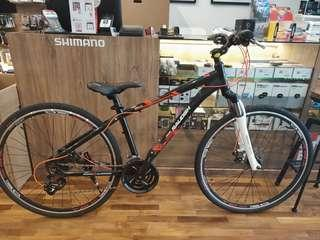 Raleigh misceo trail 2.0(hybrid)