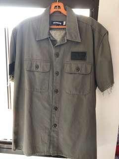 Anything Military Shirt