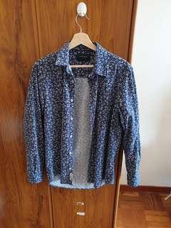 🚚 🔥 FLORA DRESS SHIRT