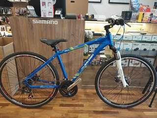 Raleigh misceo trail 1.0 (hybrid)