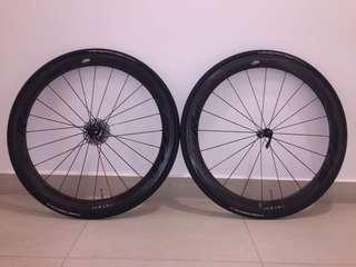 FIR R2 Italian Full Carbon Road Race wheels 50mm