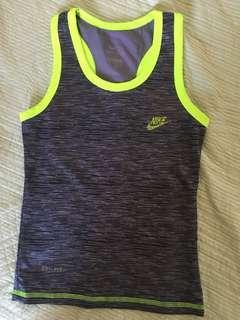 Nike Dri-Fit Gray Sando Sports