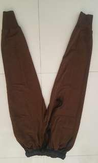 Cotton On Womens Jogger pants brown