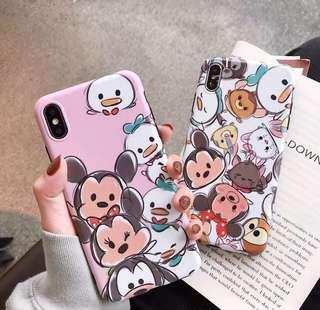 🚚 [PO] Tsum Tsum Iphone Cover