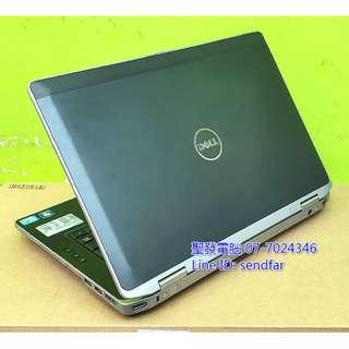 🚚 鋁鎂合金高效商務 DELL E6430 i5-3210M 4G 500G DVD 14吋筆電 聖發二手筆電