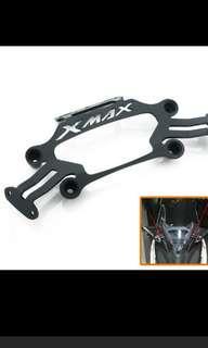 Xmax 300 mirror relocator!!