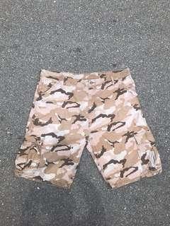 Levis Camo Shorts