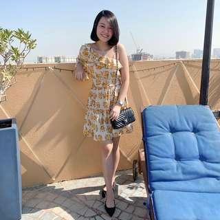 Sfera yellow dress