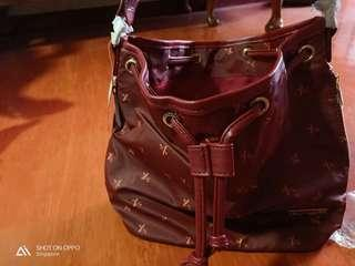 Brand New Ashlyn Anne Bucket Ladies Bag