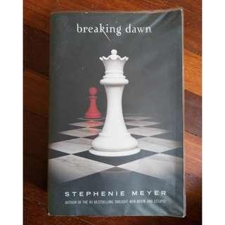Twilight: Breaking Dawn by Stephenie Meyer