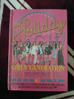 SNSD ALBUM - Holiday