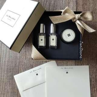 Authentic Jo Malone London The Timeless Trio
