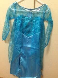 🚚 Elsa frozen costume