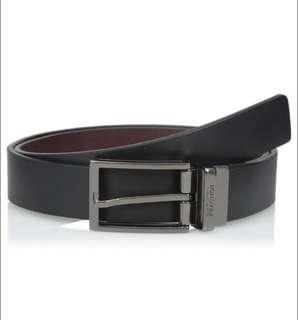 Authentic Kenneth Cole leather belt