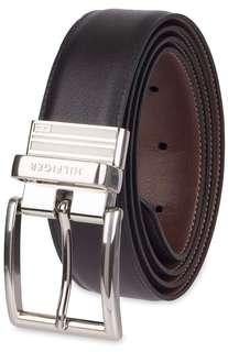 Authentic tommy hilfiger leather belt