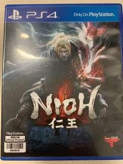 Nioh 人王 PS4
