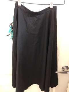 🚚 斜紋傘裙轉賣