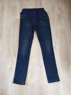 🚚 Maternity denim jeans