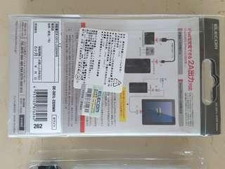 ipad&phone 移動充電器。