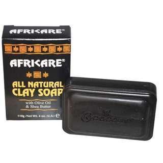 [現貨] Cococare, Africare, All Natural Clay Soap 天然粘土皂