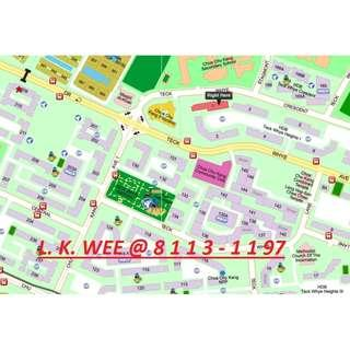 Teck Whye Avenue Room For Rent