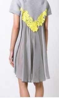 全新 Sacai lace dress 裙