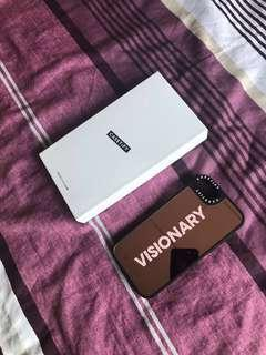 🚚 [new] CASTETIFY mirror visionary iPhone 8 7 case