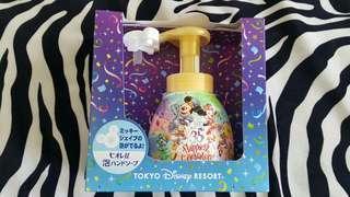 迪士尼園區35週年限定米奇泡泡洗手乳